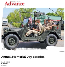 Annual Memorial Day parades - Long Island Advance