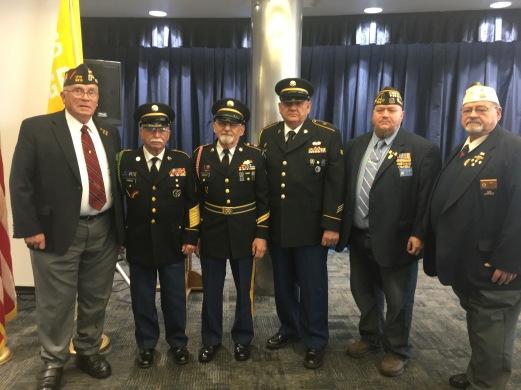Veterans Day at SJC SVA