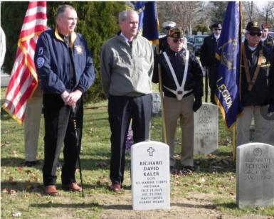 Patchogue War Hero Receives Navy Cross Decades After Death - Pat
