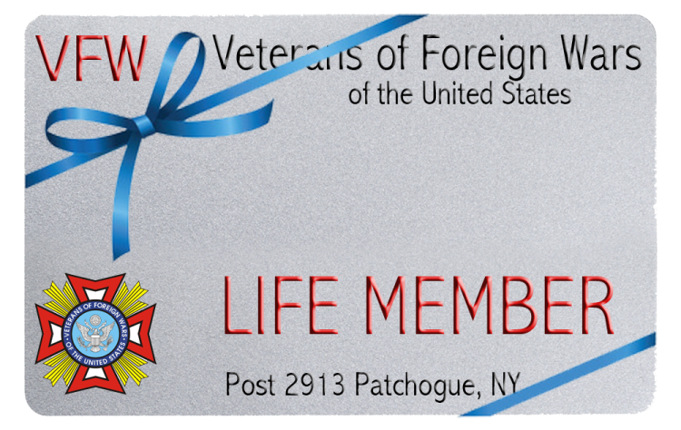 vfw gift card blue