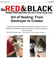 Art of Healing: From Destroyer to Creator – The Red & Black