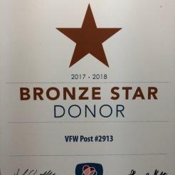 08-18 Bronze Award