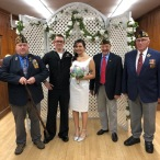 10-18 deploying soldiers wedding